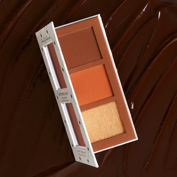 """<h3>Beauty Bakerie</h3><br>All odds were against <a href=""""https://www.refinery29.com/en-us/beauty-bakerie-founder-cashmere-nicole-interview"""" rel=""""nofollow noopener"""" target=""""_blank"""" data-ylk=""""slk:Cashmere Nicole, the founder, and CEO of Beauty Bakerie Cosmetics"""" class=""""link rapid-noclick-resp"""">Cashmere Nicole, the founder, and CEO of Beauty Bakerie Cosmetics</a>. One year into developing her line, Nicole was diagnosed with breast cancer, which inspired her to pay careful attention to the ingredients in each of her products. After two surgeries, including a double mastectomy, Nicole recovered and went on to create a beloved line of vegan color cosmetics that's available in many Ulta Beauty stores today. <br><br>If quarantine has your skin feeling pale or lackluster, we recommend picking up the new Brownie Bar highlight-and-contour palette to enhance your glow.<br><br><strong>Beauty Bakerie</strong> Brownie Bar, $, available at <a href=""""https://go.skimresources.com/?id=30283X879131&url=https%3A%2F%2Fwww.beautybakerie.com%2Fcollections%2Fnew-products%2Fproducts%2Fbrownie-bar-mini-palette"""" rel=""""nofollow noopener"""" target=""""_blank"""" data-ylk=""""slk:Beauty Bakerie"""" class=""""link rapid-noclick-resp"""">Beauty Bakerie</a>"""