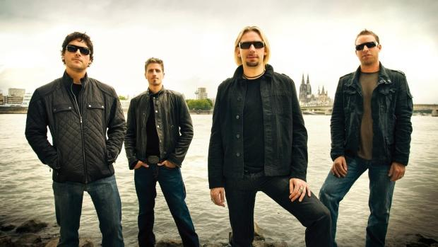 Kensington Police Service in P.E.I. is prepared to use Nickelback to punish drunk drivers. Photo from Nickelback.