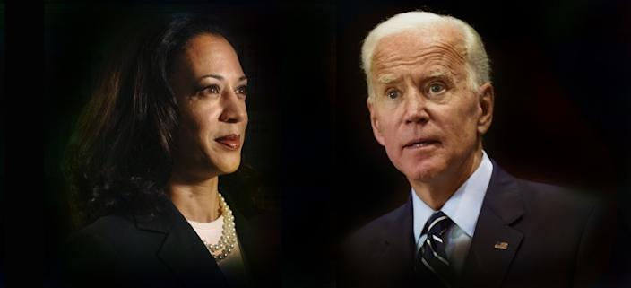 Former Vice President Joe Biden will again meet Sen. Kamala Harris of California in the second night of the Democratic debates in Detroit. The two have unveiled their Medicare plan, will debate the other candidates. Harris photo by /Marcio Jose Sanchez / AP : Biden Photo by Meg Kinnard /AP)