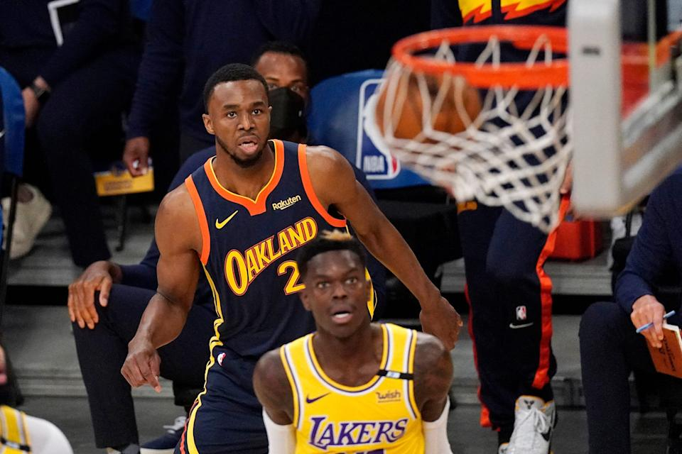 Andrew Wiggins could be forced to miss home games in San Francisco if he does not get vaccinated.