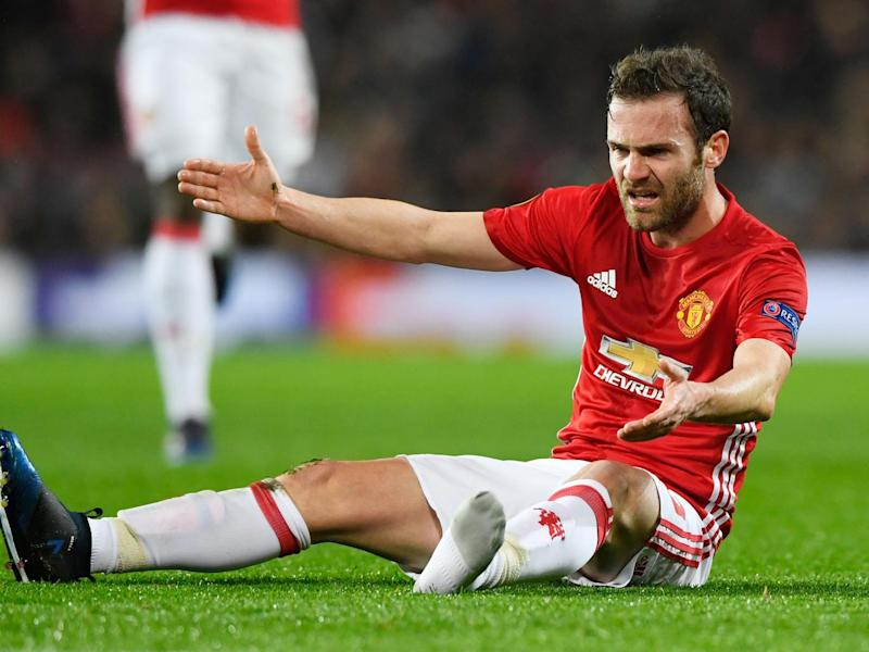 Mata is likely to be out for the rest of the season (Getty)