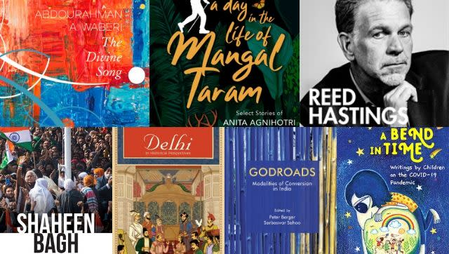 Books of the week: From Abdourahman A Waberi's The Divine Song to Seema Mustafa's Shaheen Bagh and the Idea of India, our picks