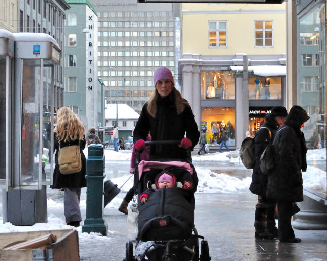 <p>No. 3: Norway<br> In Norway, childcare costs are 14.9 per cent of the average wage.<br> (Photo: Tore Alvheim/<span>Flickr</span>) </p>