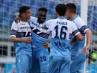 Serie A: Simone Inzaghi's Lazio keep Champions League ambitions alive with comfortable victory over Udinese