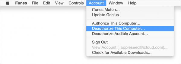 how to see device list on itunes