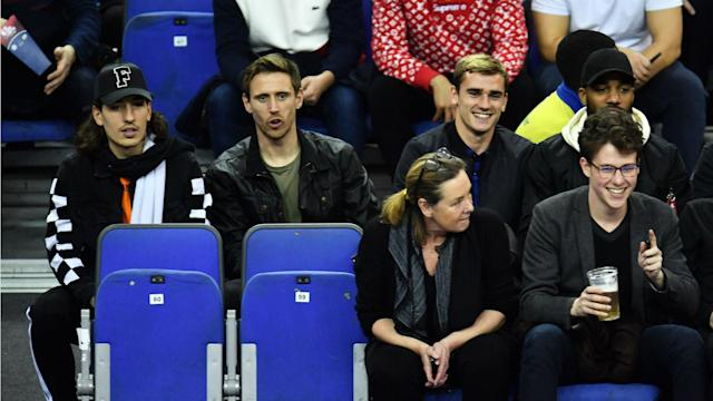 Atletico Madrid star Antoine Griezmann was spotted in London and Paris this week, but Diego Simeone is not overly concerned.