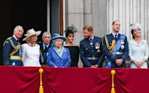 "<p>With nearly 70 years as queen under her belt and seemingly no plans to retire or slow down any time soon, it'll likely be a while before we see <a href=""https://www.marieclaire.com/celebrity/g35372486/queen-brooches-special-meanings/"" rel=""nofollow noopener"" target=""_blank"" data-ylk=""slk:Queen Elizabeth II"" class=""link rapid-noclick-resp"">Queen Elizabeth II</a> replaced with a new monarch. Still, all reigning eras must come to an end, so there will eventually come a day when a new queen or, more likely, king takes the throne. And while the line of succession starts off straightforwardly enough—Elizabeth's firstborn, <a href=""https://www.marieclaire.com/celebrity/a35468870/prince-charles-camilla-parker-bowles-covid-19-vaccine/"" rel=""nofollow noopener"" target=""_blank"" data-ylk=""slk:Prince Charles"" class=""link rapid-noclick-resp"">Prince Charles</a>, is next up to rule the Commonwealth—things get confusing fast. Rather than simply moving through each generation in order of birth, the line of succession is interspersed with the children of each firstborn heir, then their children, too. That means, for example, that Prince William's 2-year-old son <a href=""https://www.marieclaire.com/celebrity/a35023113/prince-louis-childhood-different-than-his-siblings-london/"" rel=""nofollow noopener"" target=""_blank"" data-ylk=""slk:Prince Louis"" class=""link rapid-noclick-resp"">Prince Louis</a> could be king before either his uncle or great-uncle—the latter of whom will soon be pushed to the ninth slot in line after the upcoming arrival of Prince Harry and Meghan Markle's <a href=""https://www.marieclaire.com/celebrity/a35511601/prince-harry-confirms-baby-no-2-will-the-last-for-sussexes-unearthed-interview/"" rel=""nofollow noopener"" target=""_blank"" data-ylk=""slk:second child"" class=""link rapid-noclick-resp"">second child</a>. All's fair in love and monarchy!</p><p>To help you navigate the archaic tradition that has governed the succession of the British royal family for centuries (with only a few minor updates in recent years), here's an outline of the next 10 royals in line to be king or queen.</p>"