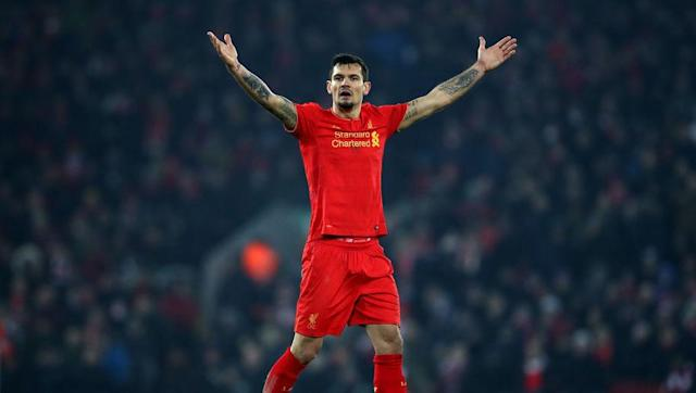 <p>Liverpool have received a massive boost as centre back Dejan Lovren should be back and ready to take part in Sunday's big match at the Etihad.</p> <br><p>Lovren hasn't played Liverpool's last five Premier League matches and his presence can add more stability to a shaky Liverpool defence.</p> <br><p>He will be truly tested when coming up against Sergio Aguero.</p>