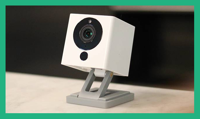 Score these $26 smart home cameras that shoppers say are just as good (if not better than) more expensive Nest cams. (Photo: Wyze)