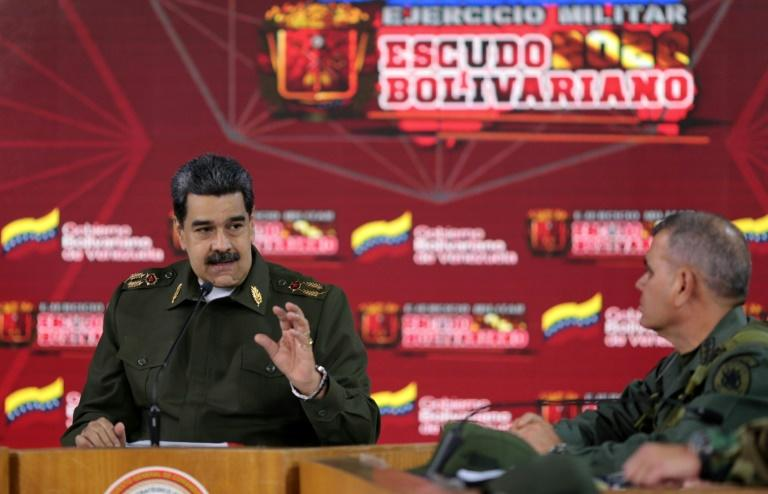 Nicolas Maduro still enjoys the support of Turkey, Russia, China and Cuba but dozens of other countries do not recognize him as leader