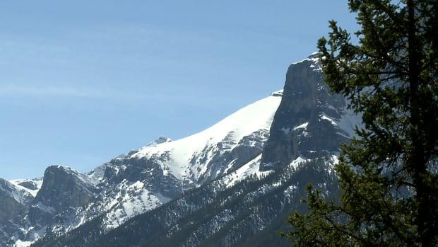 Spring avalanche season in Banff National Park runs until mid-June. (Dave Gilson/CBC - image credit)