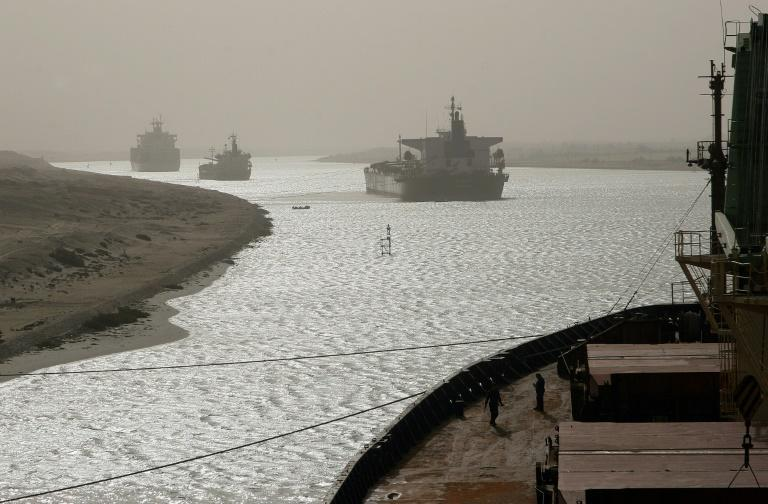 The Suez Canal is one of the world's most important trade routes, providing passage for 10 percent of all international maritime trade