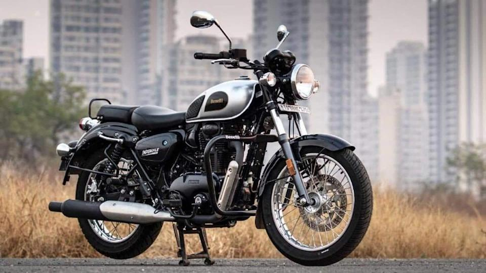 Benelli Imperiale 400 becomes cheaper by Rs. 10,000