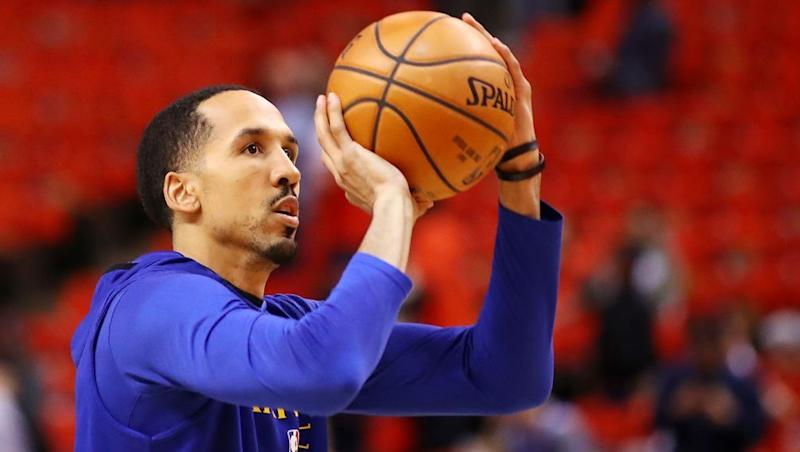 Warriors Waive Shaun Livingston After Five Seasons