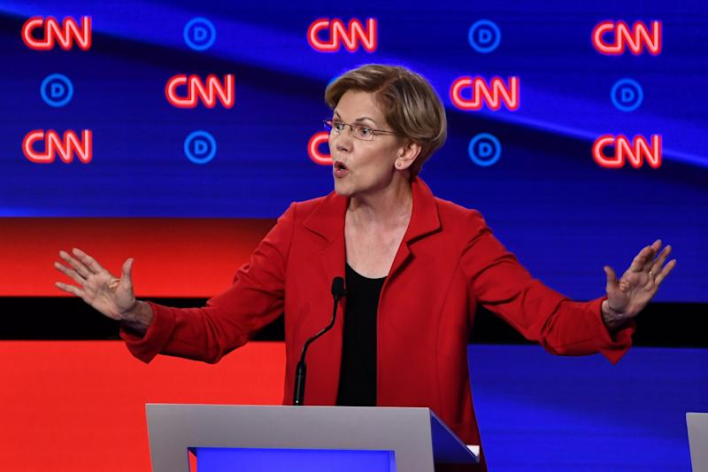 With One Line, Elizabeth Warren Spoke for Women Who Are Tired of Being 'Reasonable'