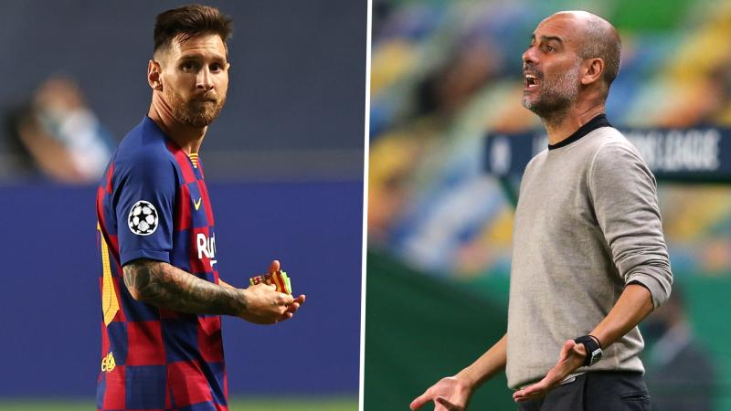 'Liverpool won't go near Messi' – Carragher tips Barcelona star for Man City move