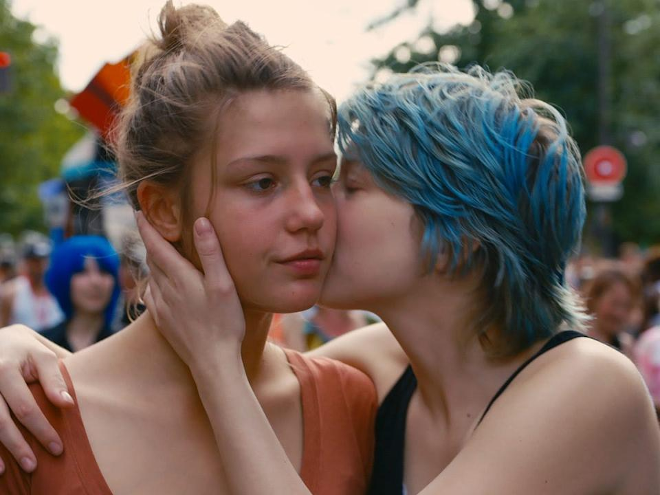 Blue Is The Warmest Color Sundance Selects