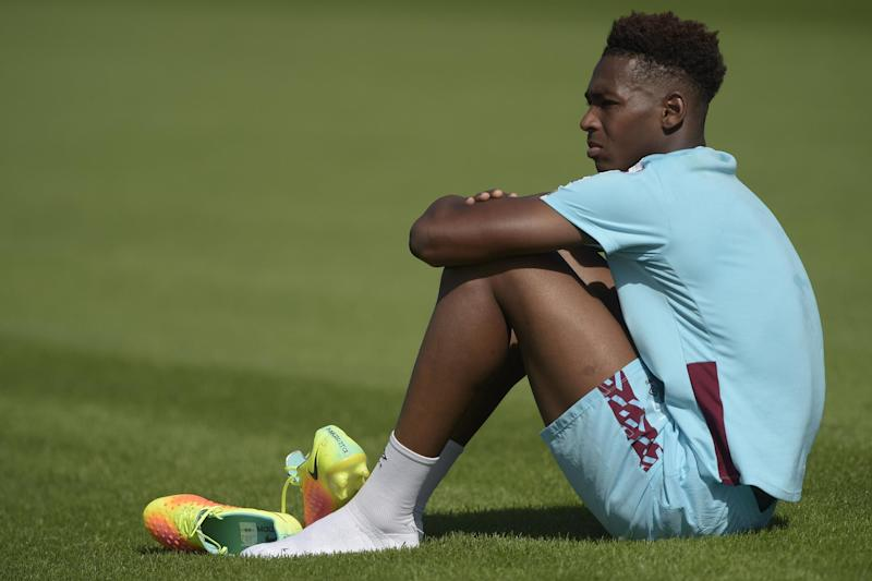 Short of game time: Reece Oxford: West Ham United via Getty Images