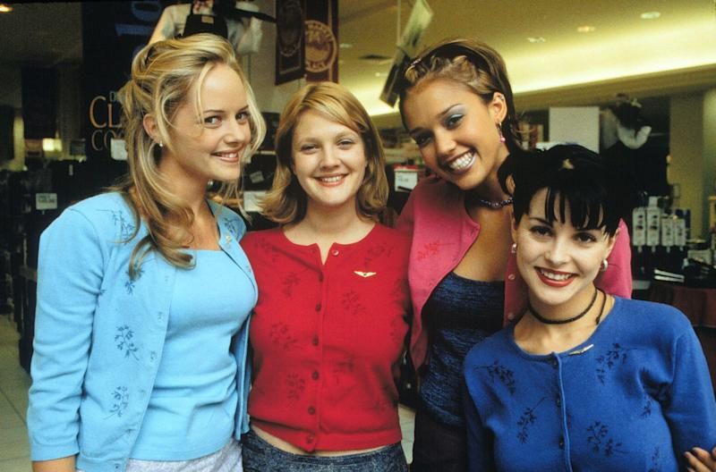Cardigans in Never Been Kissed.