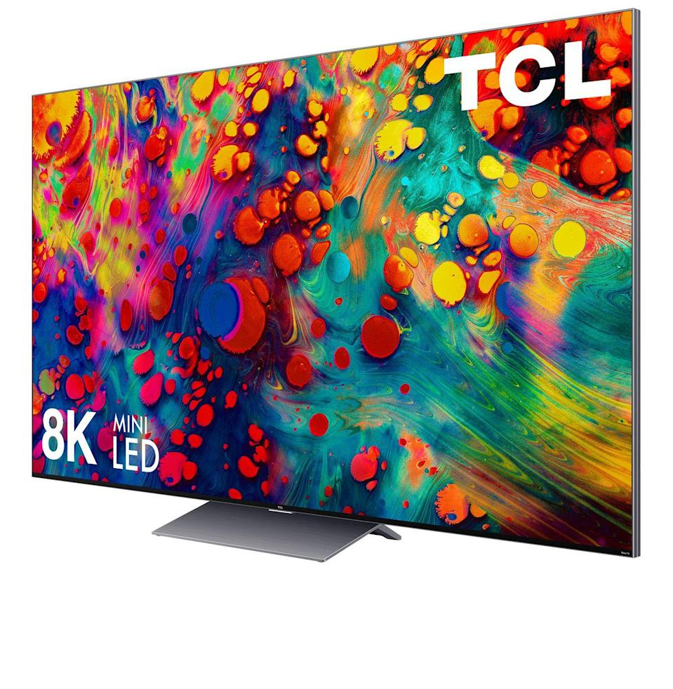 "<p><a class=""link rapid-noclick-resp"" href=""https://www.tcl.com/us/en/press-releases/tcl-strengthens-product-lineup-with-innovations-at-ces.html"" rel=""nofollow noopener"" target=""_blank"" data-ylk=""slk:Learn More"">Learn More</a> <em>tcl.com</em><br><br>Back in the realm of TVs that look like TVs, one of TCL's other CES announcements was an expansion of its much-liked (<a href=""https://www.esquire.com/lifestyle/g33831928/best-tvs/"" rel=""nofollow noopener"" target=""_blank"" data-ylk=""slk:by us"" class=""link rapid-noclick-resp"">by us</a> and others) 6-Series line to 8K models. Do you need an 8K TV? Let's just say it's nowhere near necessary. <a href=""https://www.esquire.com/lifestyle/a34589201/ps5-vs-xbox-series-x-console-review-specs-games/"" rel=""nofollow noopener"" target=""_blank"" data-ylk=""slk:The PS5 and Xbox Series X"" class=""link rapid-noclick-resp"">The PS5 and Xbox Series X</a> both are 8K compatible, which is a point for gaming in 8K, but nearly all streaming services are not. Still, TCL is known for making great TVs that cost less than you'd expect, so perhaps this'll be the first model that brings 8K to the people.</p>"