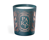 """<p><strong>diptyque</strong></p><p>diptyqueparis.com</p><p><strong>$76.00</strong></p><p><a href=""""https://go.redirectingat.com?id=74968X1596630&url=https%3A%2F%2Fwww.diptyqueparis.com%2Fen_us%2Fp%2Fparis-candle.html&sref=https%3A%2F%2Fwww.townandcountrymag.com%2Fstyle%2Fg36132547%2Fdiptyque-city-candles-spring-2021-relaunch%2F"""" rel=""""nofollow noopener"""" target=""""_blank"""" data-ylk=""""slk:SHOP NOW"""" class=""""link rapid-noclick-resp"""">SHOP NOW </a></p><p>The notes of chypre and lavender—designed to celebrate Paris' Saint Germain district—will leave you enamored with the City of Love.</p>"""