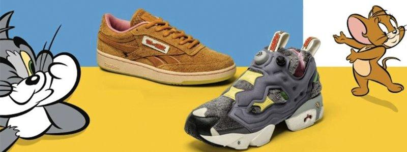 REEBOK《Tom and Jerry》聯名系列