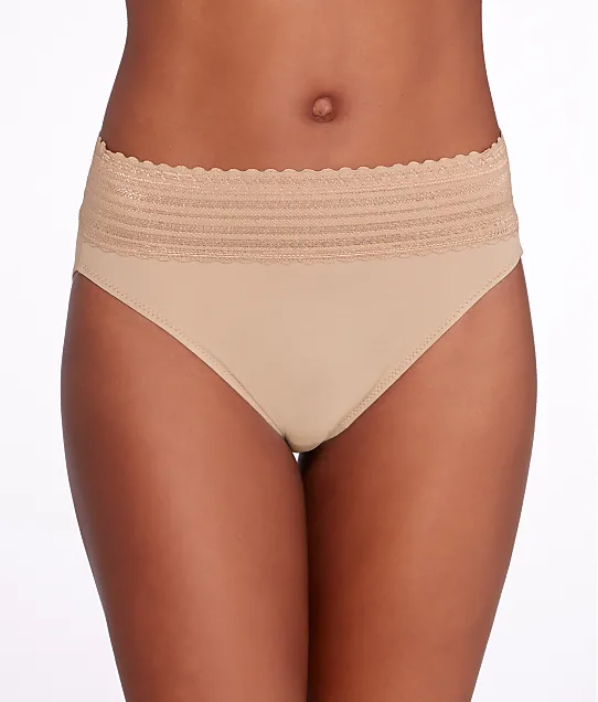 """<h3>Warner's No Pinches No Problems Cotton High Cut Brief</h3><br><br><strong>Best """"No-Dig"""" Style </strong><br><br>Reviewers tell us that these lace-waist hipsters are kind to the midsection, with a stretchy, wide band that prevents pinching.<br><br><strong>The Hype:</strong> 4.7 out of 5 stars; 113 reviews on <a href=""""https://www.barenecessities.com/warners-no-pinching--no-problems--hi-cut-brief-5109_product.htm"""" rel=""""nofollow noopener"""" target=""""_blank"""" data-ylk=""""slk:BareNecessities.com"""" class=""""link rapid-noclick-resp"""">BareNecessities.com</a><br><br><strong>What They Are Saying: </strong>""""These stay in place, HOLD your tummy with the liner around the top (on the inside of course — you don't feel it), no lines, no moving. They're my favorite. DO IT."""" — PPinesFemale28, Macys.com reviewer<br><br><strong>Warner's</strong> No Pinching. No Problems. Cotton Hi-Cut Brief, $, available at <a href=""""https://go.skimresources.com/?id=30283X879131&url=https%3A%2F%2Fwww.barenecessities.com%2Fwarners-no-pinching--no-problems--hi-cut-brief-5109_product.htm"""" rel=""""nofollow noopener"""" target=""""_blank"""" data-ylk=""""slk:Bare Necessities"""" class=""""link rapid-noclick-resp"""">Bare Necessities</a>"""
