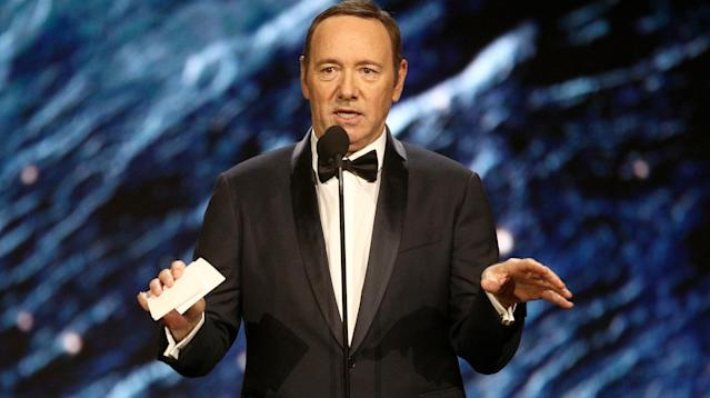 New York Times Throws Vicious Oscars Shade At Kevin Spacey