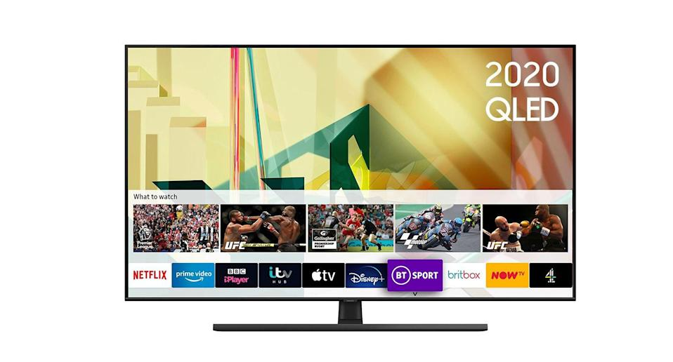 Samsung 85 inch 4K Ultra HD, Quantam Processor, HDR 1000, Smart TV