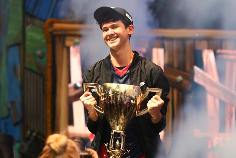 16-year-old wins $3 million playing Fortnite