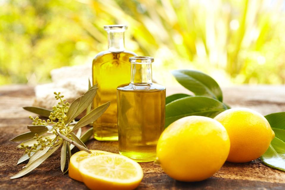 <p>Essential oils are so versatile you can even use them to repel mosquitoes. Oils like lemon, eucalyptus, geranium, lavender, catnip, citronella, cedar wood, and basil are all great mosquito repellents. Add them directly to your skin for a natural repellent, or add them to your oil diffuser.</p>
