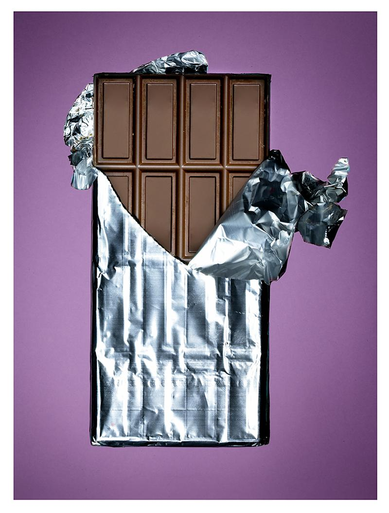 The best cure for a cough may actually be chocolate ccuart Images