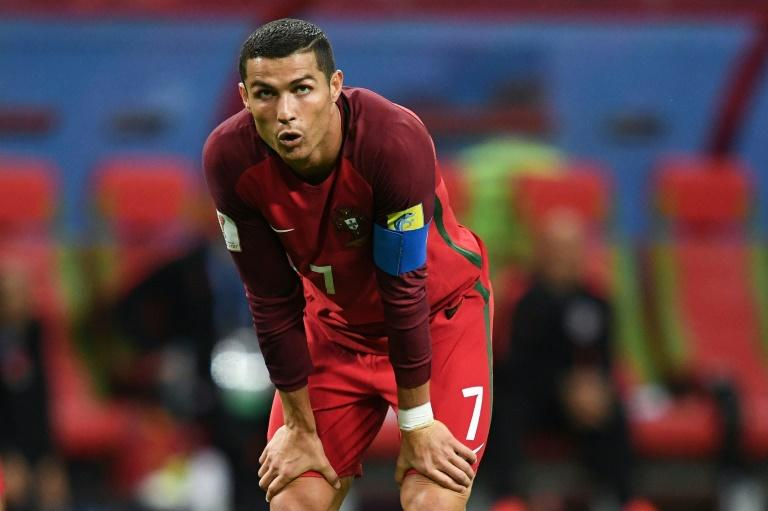 Portugal and Real Madrid player Cristiano Ronaldo is the world's highest paid athlete, according to Forbes magazine