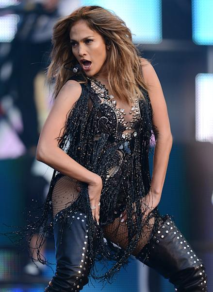"""<b>New York:</b> Jennifer Lopez<br /><b>Birthplace:</b> The Bronx<br /><b>Fun Fact:</b> So where's the block that Jenny's from? In the Bronx, of course. There, J.Lo attended college prep-focused Preston High School, where she ran track on a national level and honed her acting and singing skills in musicals including """"Oklahoma"""" and """"Jesus Christ Superstar."""" Last year, she gave four aspiring dancers at the school the chance of a lifetime when she performed with them on Katie Couric's talk show. She later <a href=""""https://twitter.com/JLo/status/246070510474129408/photo/1"""" target=""""_blank"""">tweeted a pic</a> of herself in a sweatshirt with the school's logo on it. """"Proud Preston girl!! To all the PRESTON girls!! Lots of love. Thanks for the goodies!! #almamater #memories @KatieShow""""<br /><br />"""