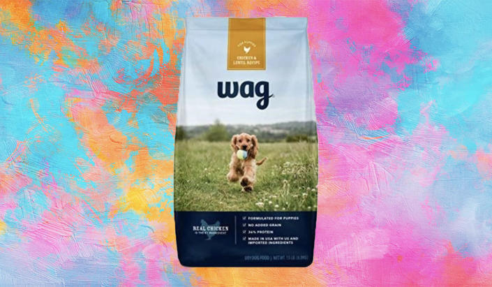 If dogs could talk, they'd ask for Wag. (Photo: Amazon)