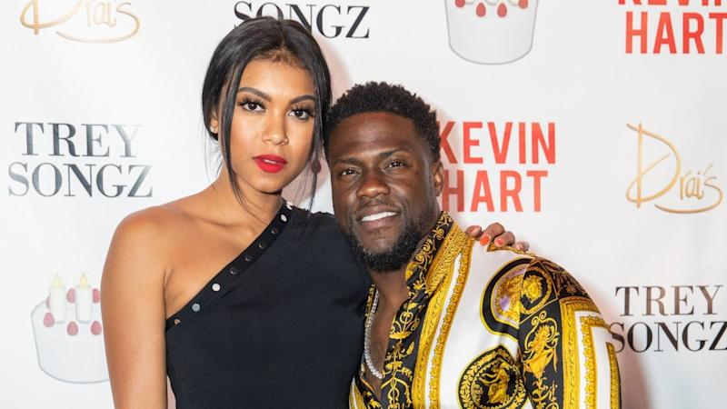 Kevin Hart's Wife Eniko Recalls How She Found Out He Was Cheating On Her While She Was Pregnant