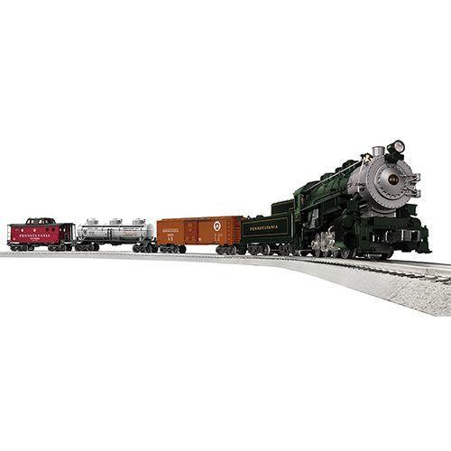 """<p><strong><em>Lionel Pennsylvania Flyer O-Gauge Remote Train Set</em></strong><strong><em>, $228</em></strong> <a class=""""link rapid-noclick-resp"""" href=""""https://www.amazon.com/Lionel-Pennsylvania-Flyer-O-Gauge-Remote/dp/B00BK5MZH0/?tag=syn-yahoo-20&ascsubtag=%5Bartid%7C10050.g.35033504%5Bsrc%7Cyahoo-us"""" rel=""""nofollow noopener"""" target=""""_blank"""" data-ylk=""""slk:BUY NOW"""">BUY NOW</a></p><p>Originally intended as nothing more than a storefront display, the first Lionel train was invented in the early 1900s by Joshua Lionel Cowen. People began approaching store owners about buying the trains instead, prompting Cowen to begin making toy trains for the general public. Even then, the trains were considered a luxury item — and they're even more so today.</p>"""