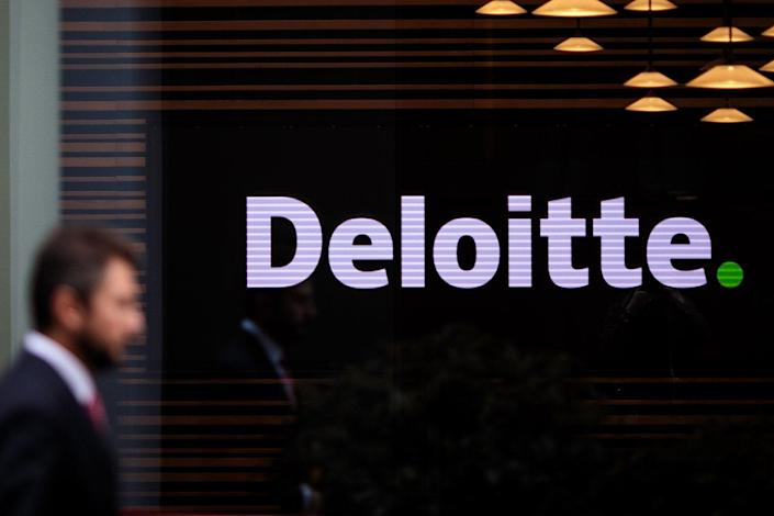 Deloitte has a number of staff that work in its London offices (Getty Images)