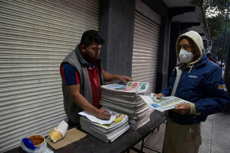 The pandemic has dealt another blow to demand for printed newspapers