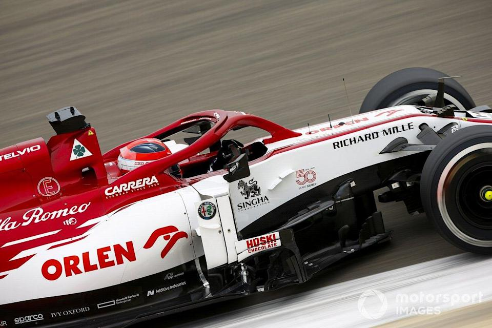 "Robert Kubica, Alfa Romeo Racing C39<span class=""copyright"">Andy Hone / Motorsport Images</span>"
