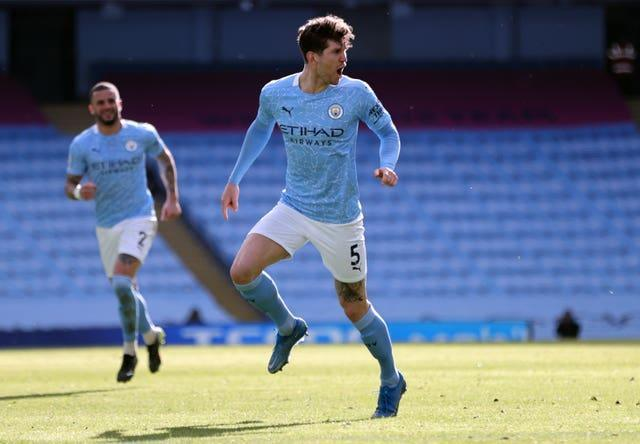 City's John Stones has earned a recall to the England squad