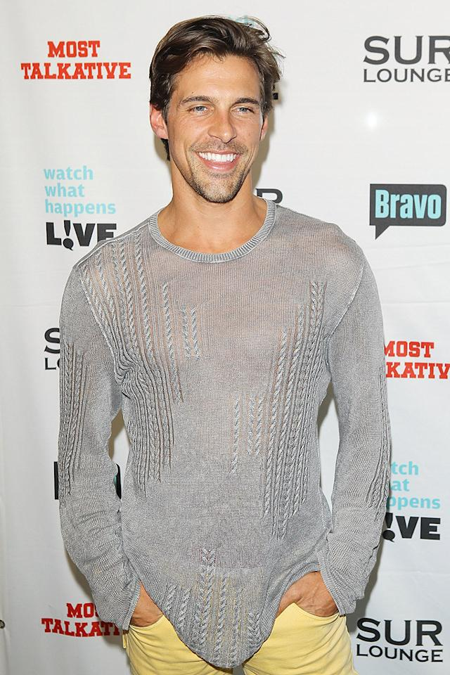 """Madison Hildebrand is not only the star of Bravo's """"Million Dollar Listing,"""" he has even looked for love on """"Millionaire Matchmaker."""" (5/14/2012)"""