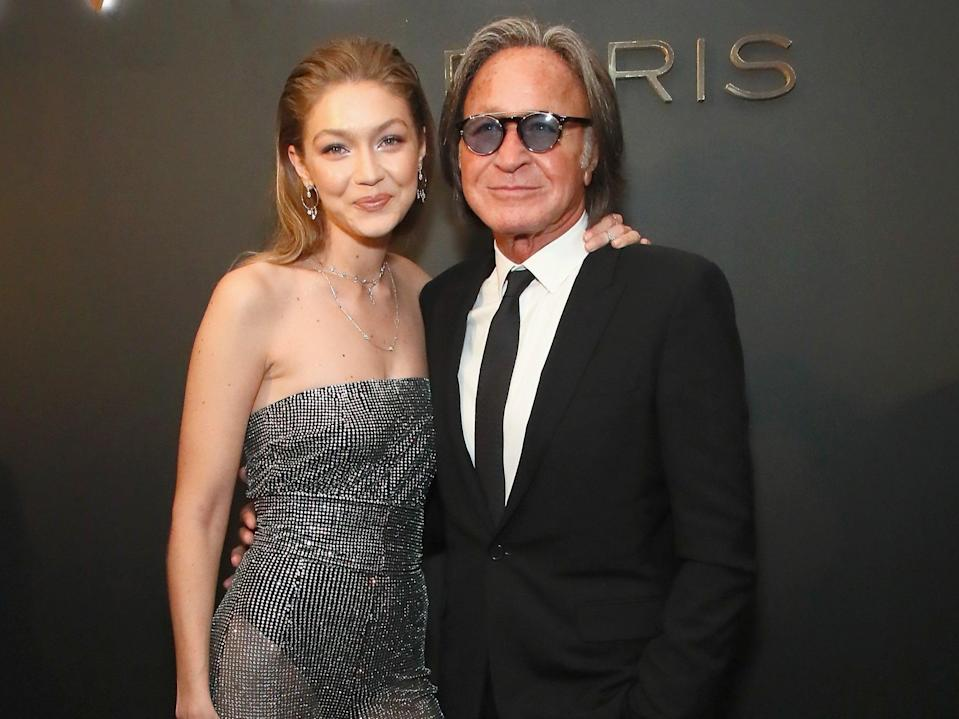 Gigi Hadid's father sparks debate after referring to her as self-made (Getty Images for Meesika)