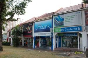 Citibank branch