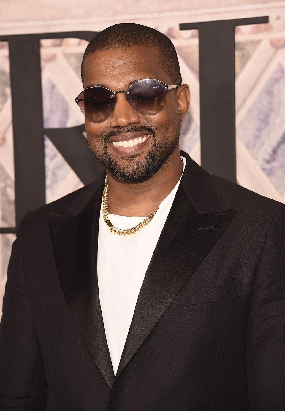"""<p>Kanye actually worked in fashion <em>before</em> designing Yeezys — when the rapper was in high school, he was a sales associate at the Gap. He told <em><a href=""""http://www.papermag.com/kanye-west-in-his-own-words-1427550639.html"""" rel=""""nofollow noopener"""" target=""""_blank"""" data-ylk=""""slk:Paper"""" class=""""link rapid-noclick-resp"""">Paper</a></em>, """"I don't think I had any desire to actually make clothes, but I always felt like that's what I wanted to be around."""" </p>"""
