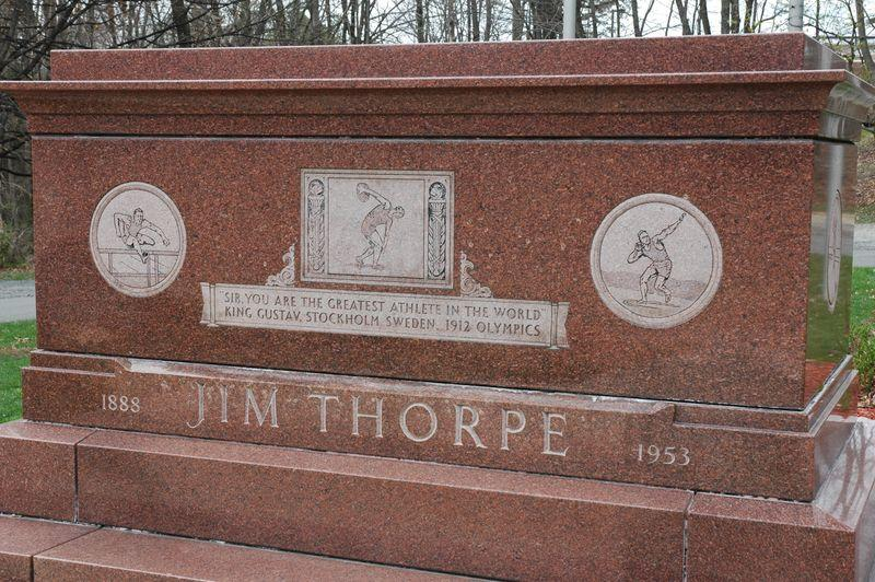 On this day: Born May 28, 1888: Jim Thorpe, American athlete