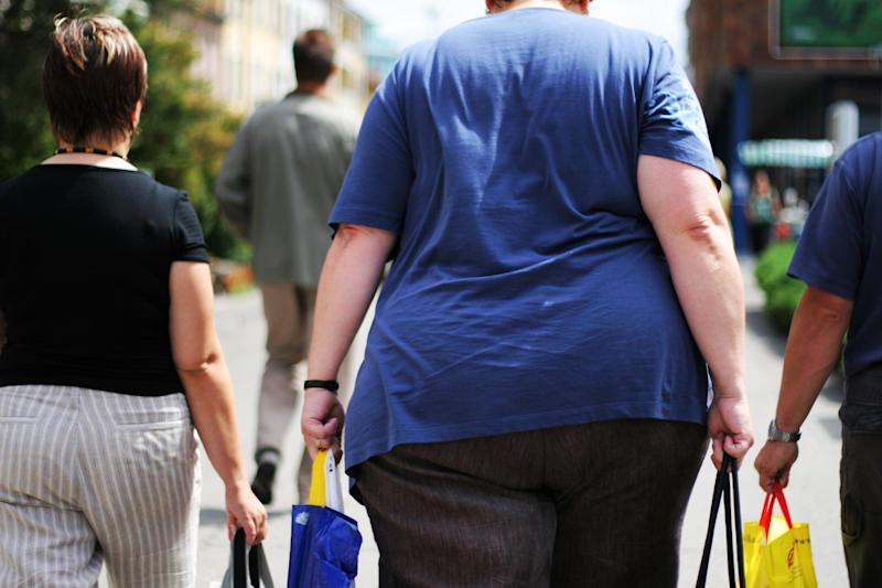 Of about five billion adults alive in 2014, 641 million were obese.