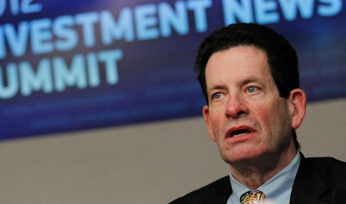 Kenneth Fisher, the founder, chairman, and CEO of Fisher Investments, in 2011. (Photo: Brendan McDermid / Reuters)