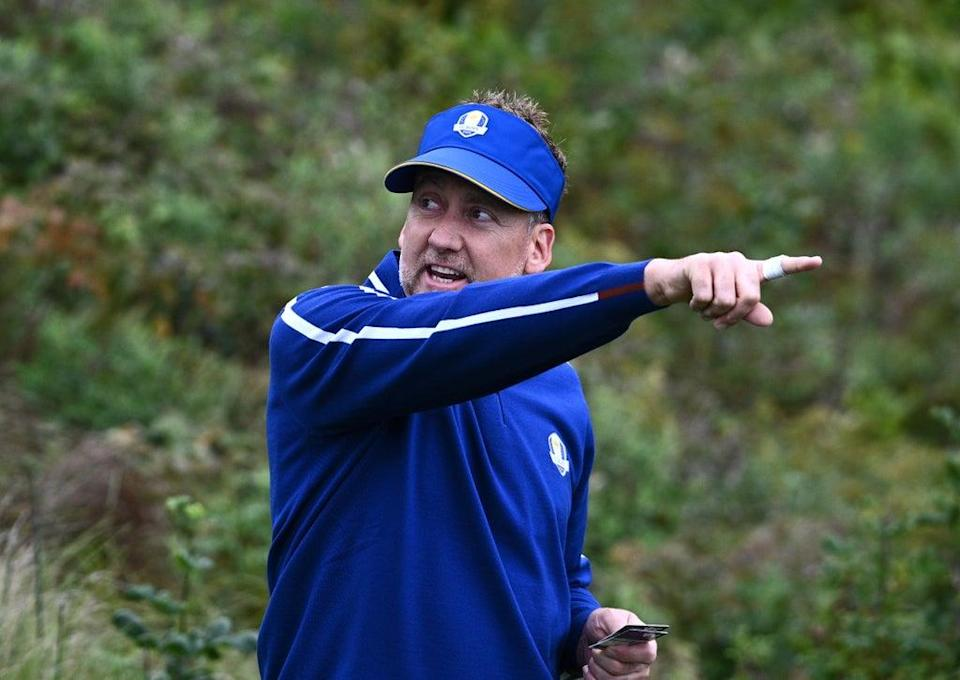 """Ian Poulter is tough to """"contain"""" in the Ryder Cup, according to US captain Steve Stricker (Anthony Behar/PA) (PA Wire)"""