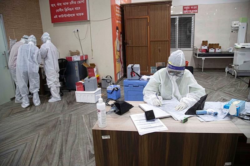 Focus on Early Identification of Covid-19 Cases, Ramp Up Testing: Centre to NE States